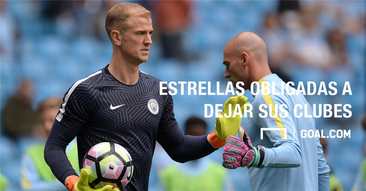 PS GALERIA Estrellas obligadas a dejar sus clubes
