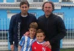 Diego Milito Racing Gabriel Milito Independiente