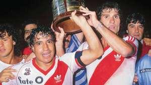 River Libertadores 1986