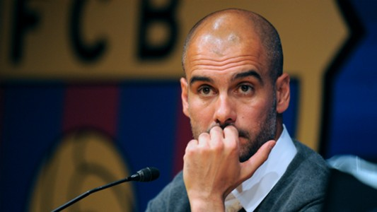 Pep Guardiola despedida