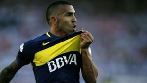 Carlos Tevez River Boca Superclasico Torneo Primera Division 11122016