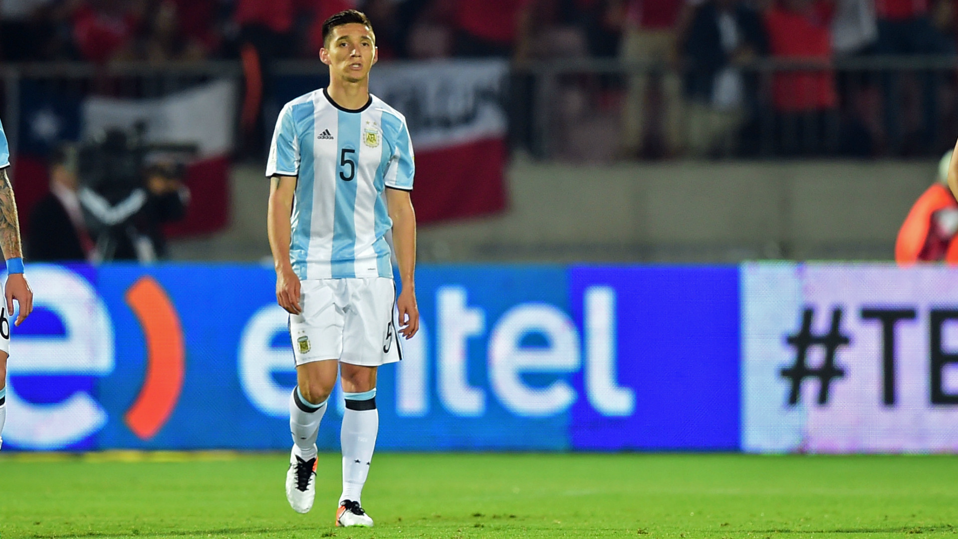 Matias Kranevitter Chile v Argentina Eliminatorias WC Qualifying South America 2018 24032016