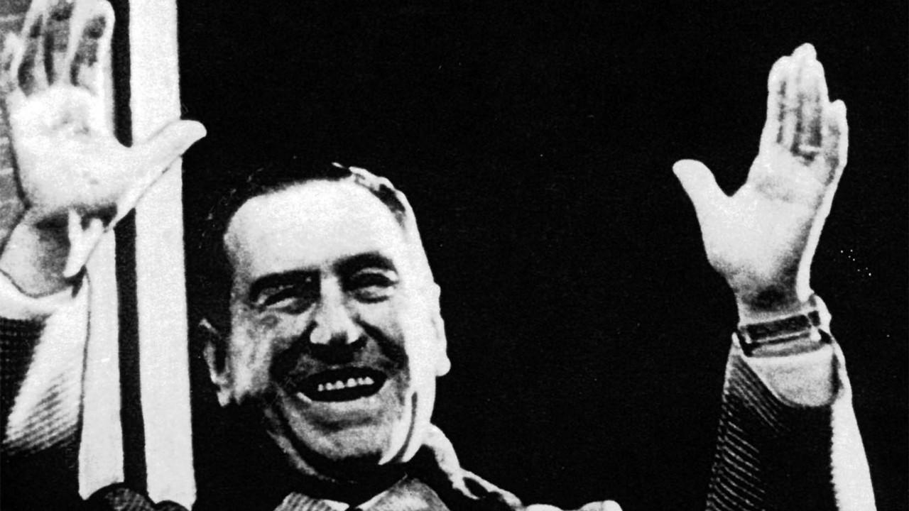 Juan Domingo Perón - 17 de Octubre de 1945 - Día de la Lealtad