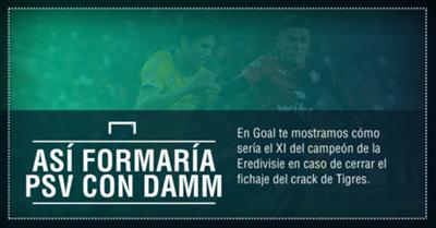 Jürgen Damm PSV PS