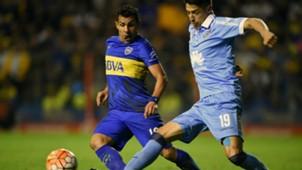 Carlos Tevez Nelson Cabrera Boca Juniors Bolivar Copa Libertadores 07042016