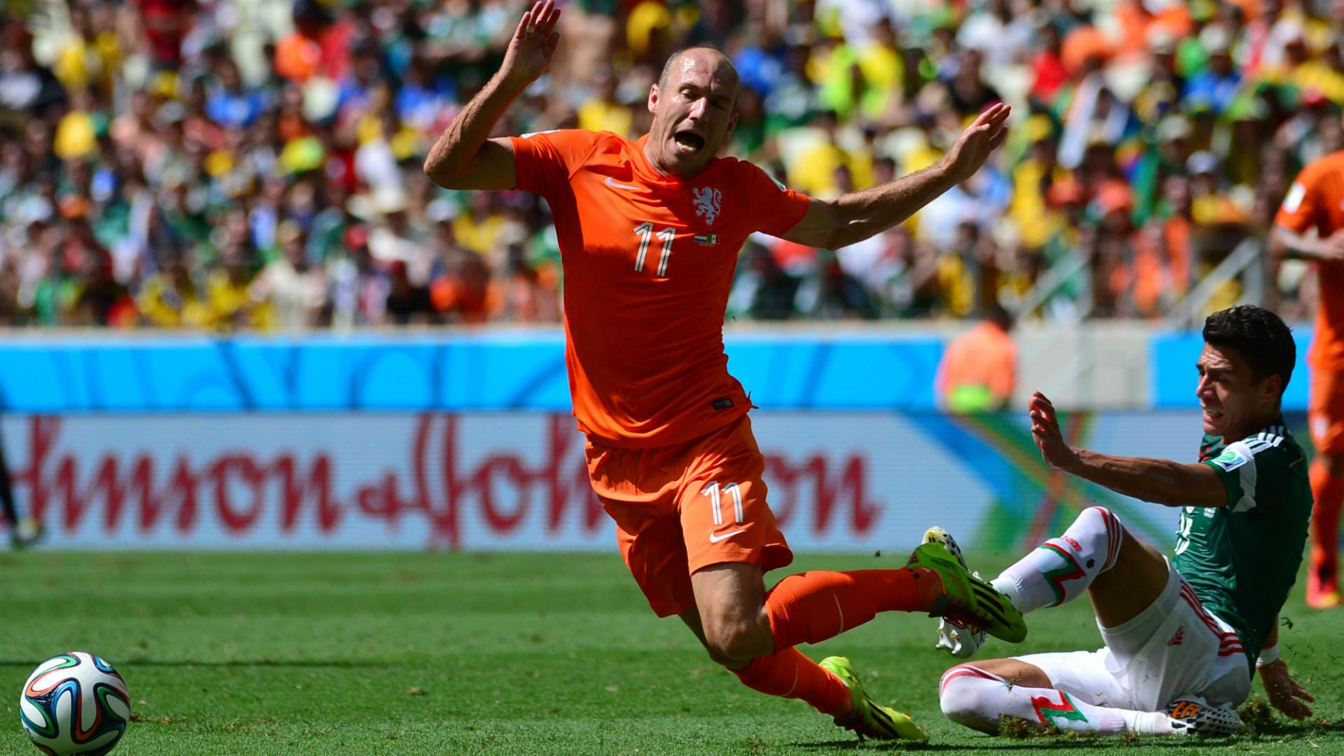 Robben Mexico