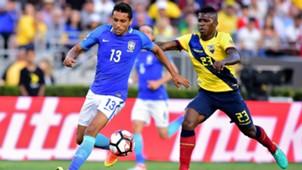Marquinhos Miller Bolanos Brasil Ecuador Group B Copa America Centenario 04062016