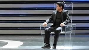 Diego Maradona Teatro di San Carlo Italia 16012017