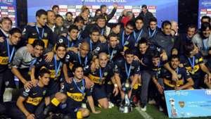 Boca campeón Copa Argentina 2012