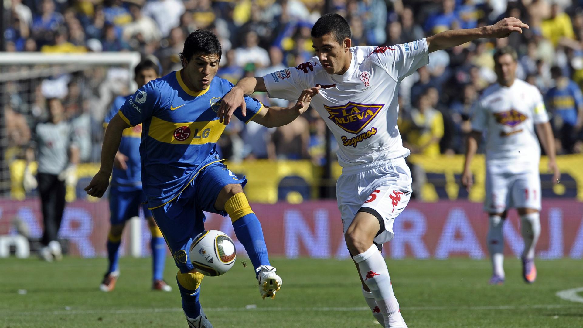 Rodrigo Battaglia Huracan Boca