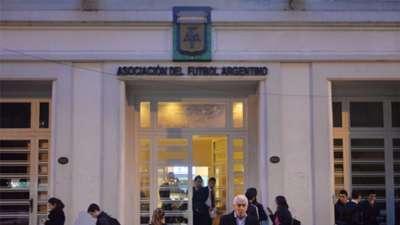 Edificio AFA Asociacion de futbol argentino