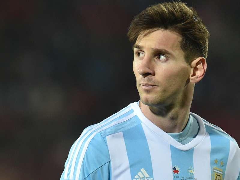 La tercera no fue la vencida para Lionel Messi