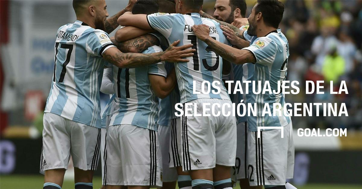 Tatuajes Argentina