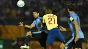 Uruguay – Ecuador Eliminatorias Sudamericanas 10112016
