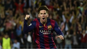 Lionel Messi Barcelona Bayern Munchen Champions League 06052015