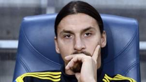 Zlatan Ibrahimovic Sweden Russia Euro 2016 qualifier 09102014