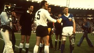 West Germany Franz Beckenbauer East Germany 1960
