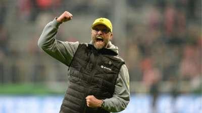 Jurgen Klopp Bayern Munich Borussi Dortmund Semifinal Germany Cup 28042015