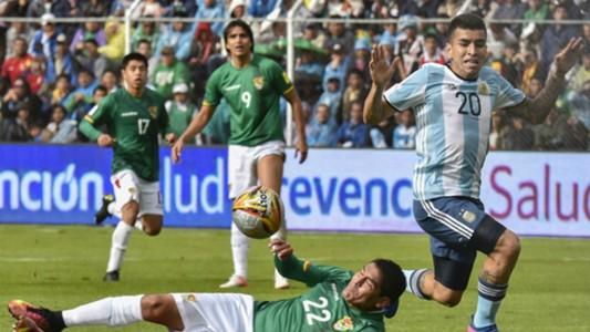 Bolivia Argentina Correa Eliminatorias Sudamericanas Fecha 14 28032017