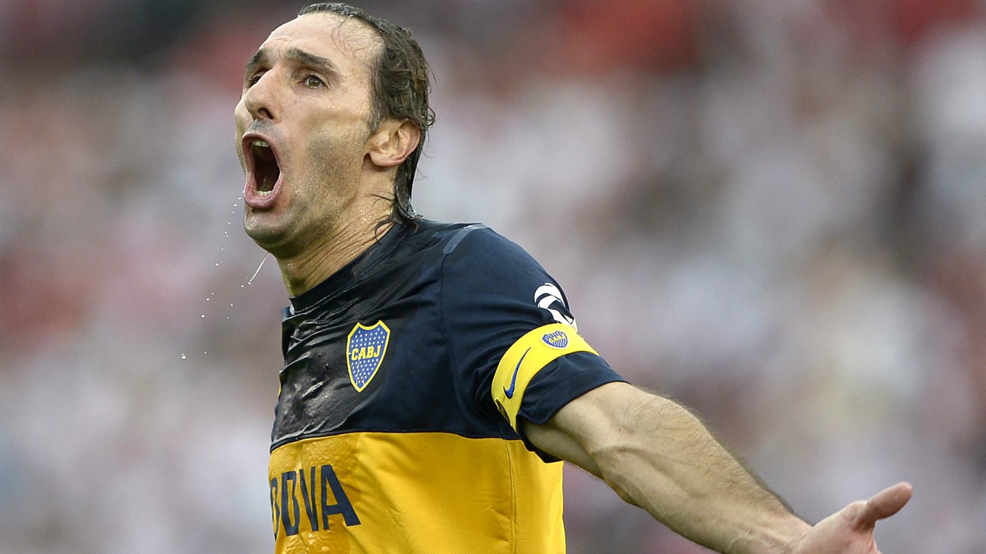 Rolando Schiavi Boca Juniors 2012