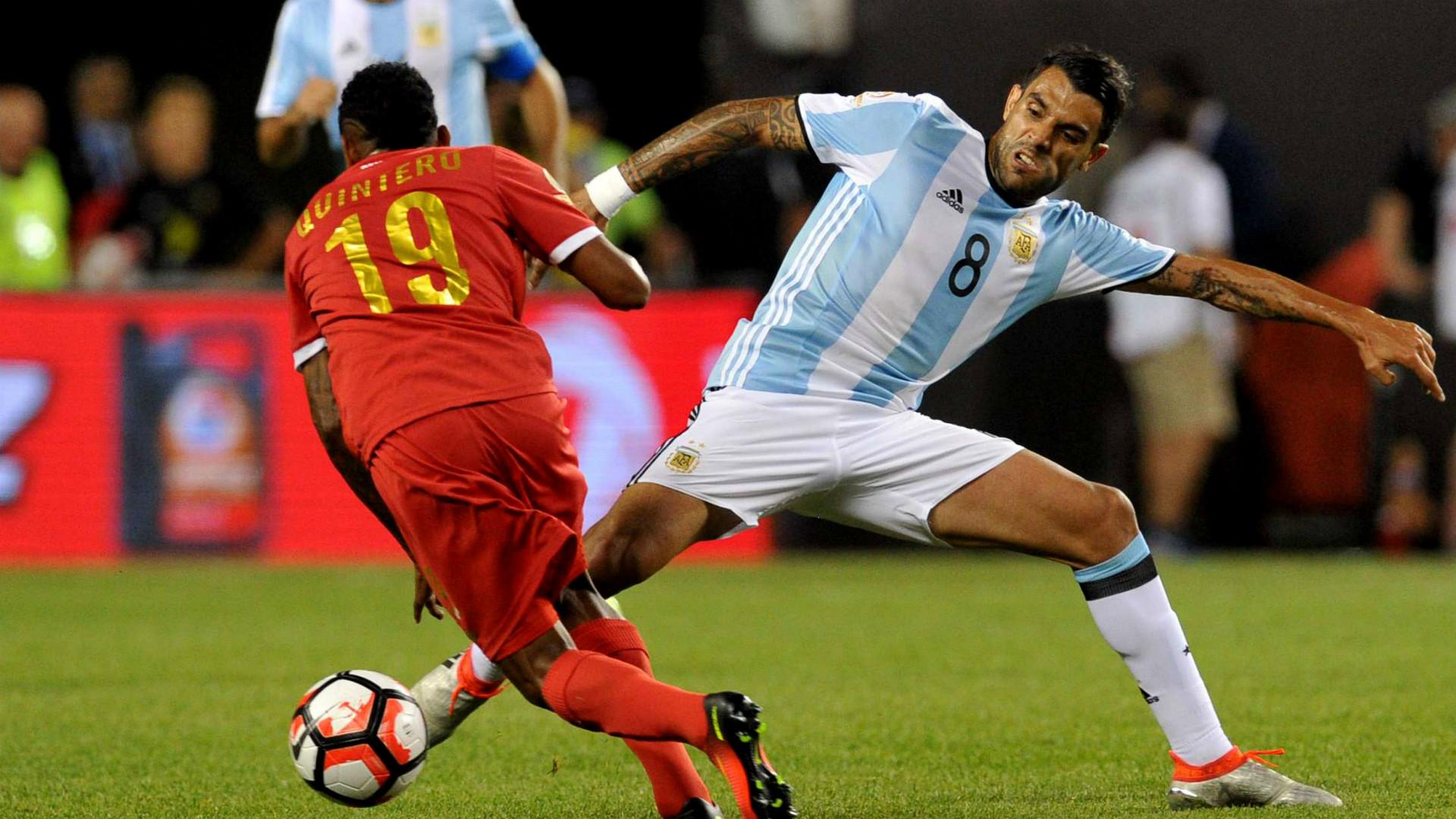 Augusto Fernandez Argentina Panama Copa America 10062016
