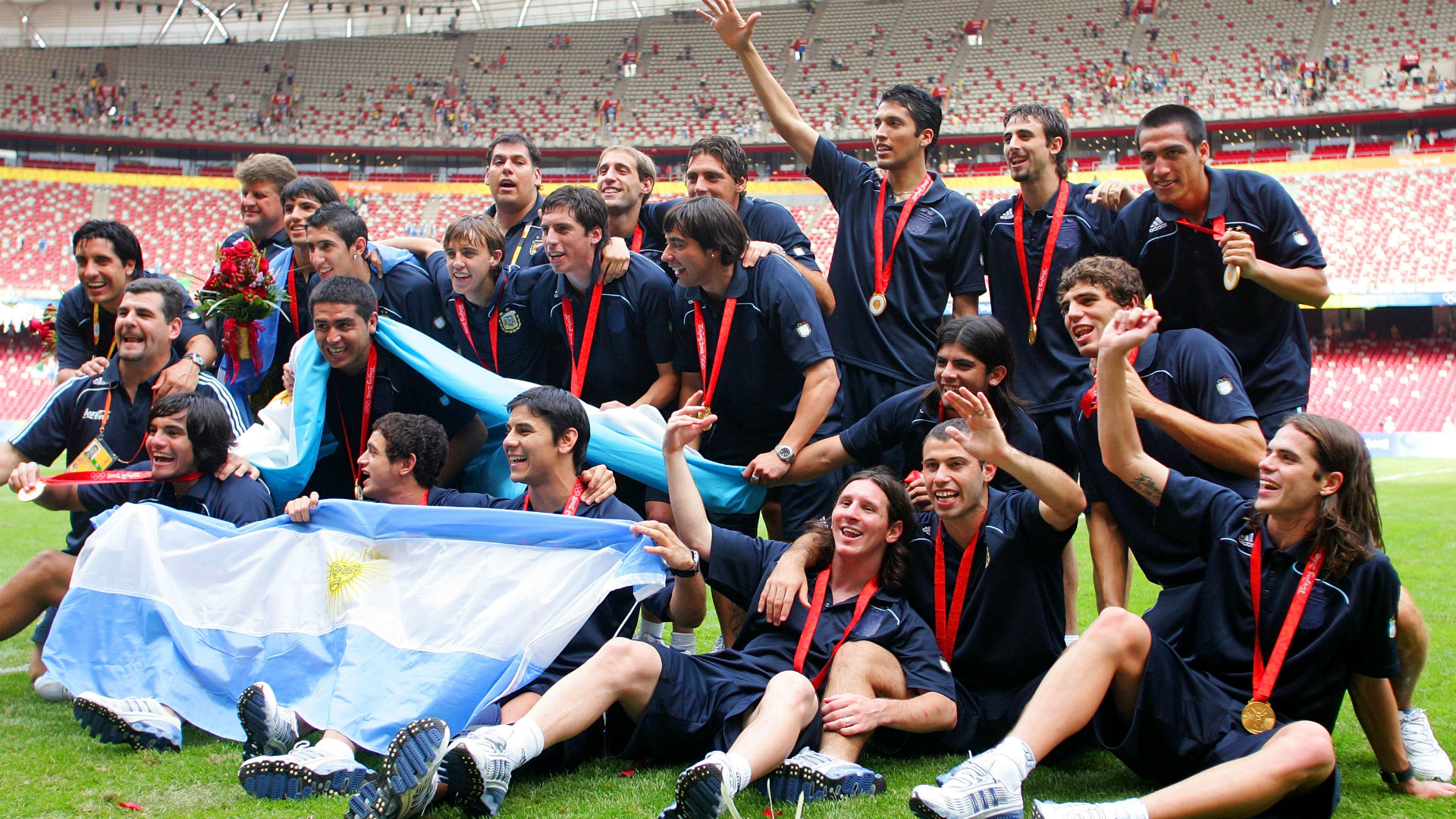 Argentina Olympics 2008
