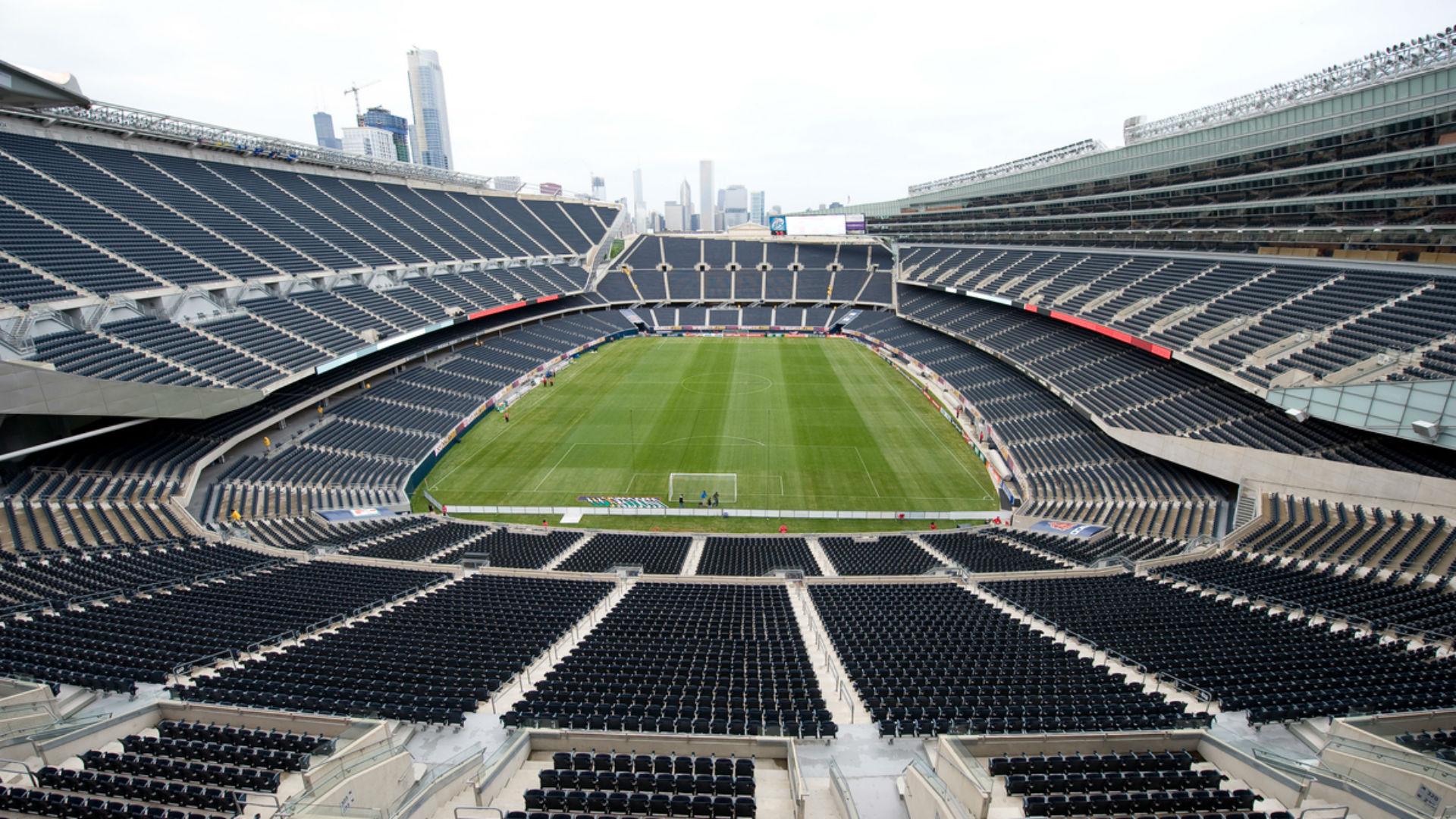 Soldier Field de Chicago