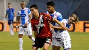 Tomas Martinez Sebastian Martinez Adrian Bastia Atletico de Rafaela River Plate Campeonato de Primera Division 18072015
