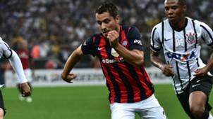 Sebastian Blanco Corinthians San Lorenzo Copa Libertadores 16042015