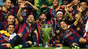 Lionel Messi Barcelona Champions League 06062015