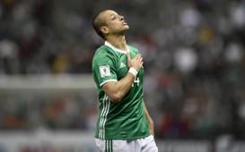 Javier Hernández Chicharito México - Costa Rica 24/03/2017