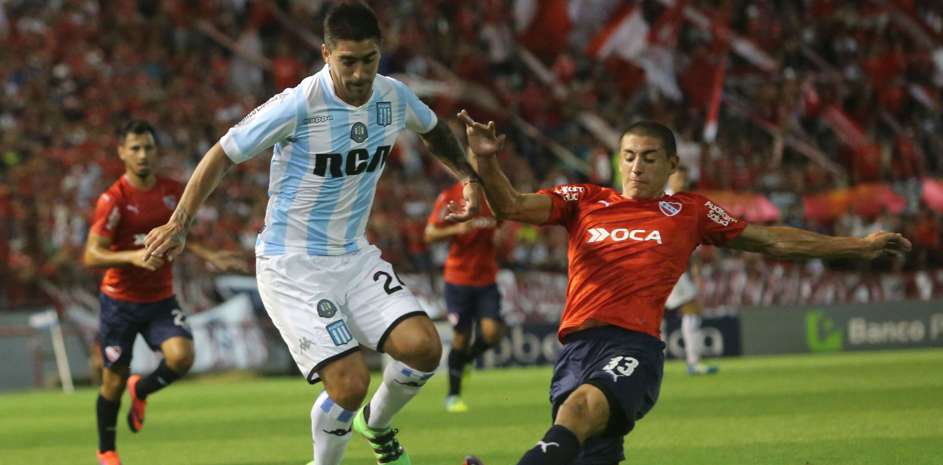 Racing Independiente Mar del Plata 30012017