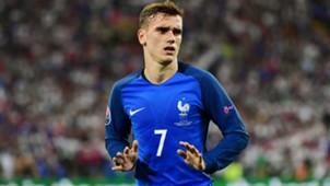 Antoine Griezmann France Francia Euro 2016