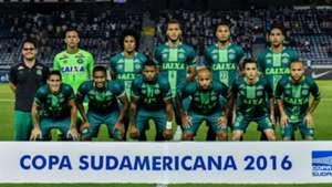 Chapecoense Jersey Brasil 2016 Sudamericana Cup
