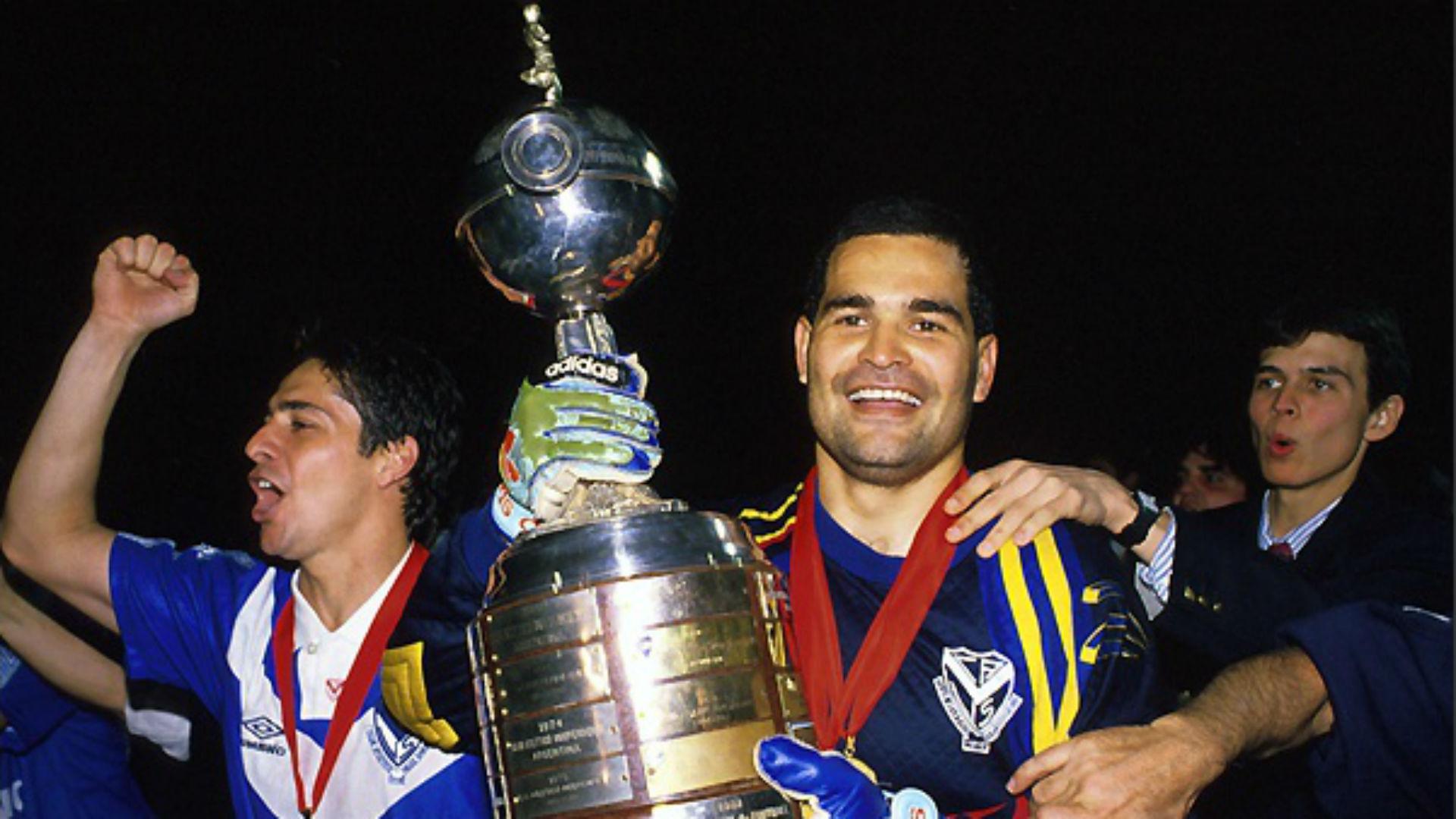 Vélez, campeón de la Copa Libertadores 1994