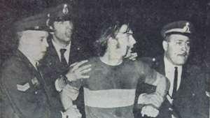 Boca Juniors Sporting Cristal Copa Libertadores 1971 Incidents