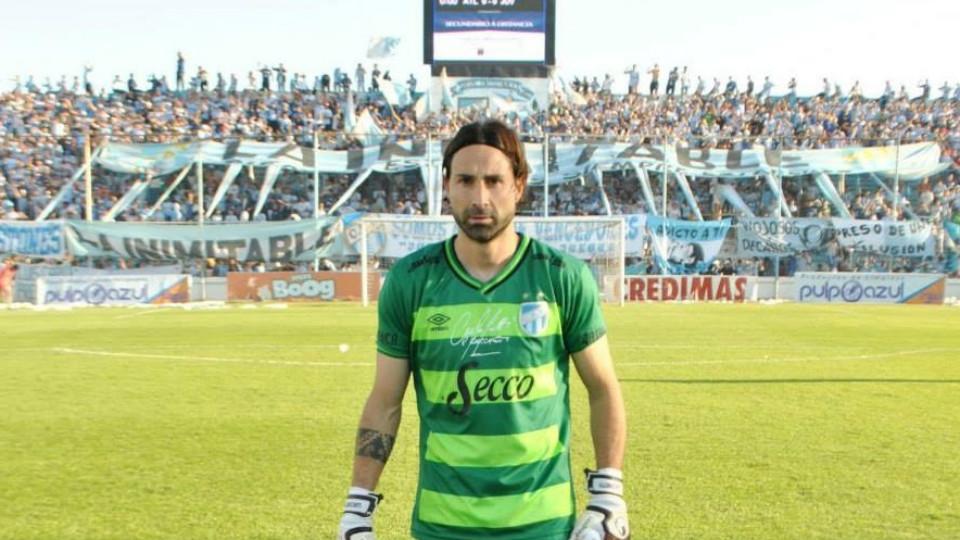 Cristian Lucchetti Atletico Tucuman