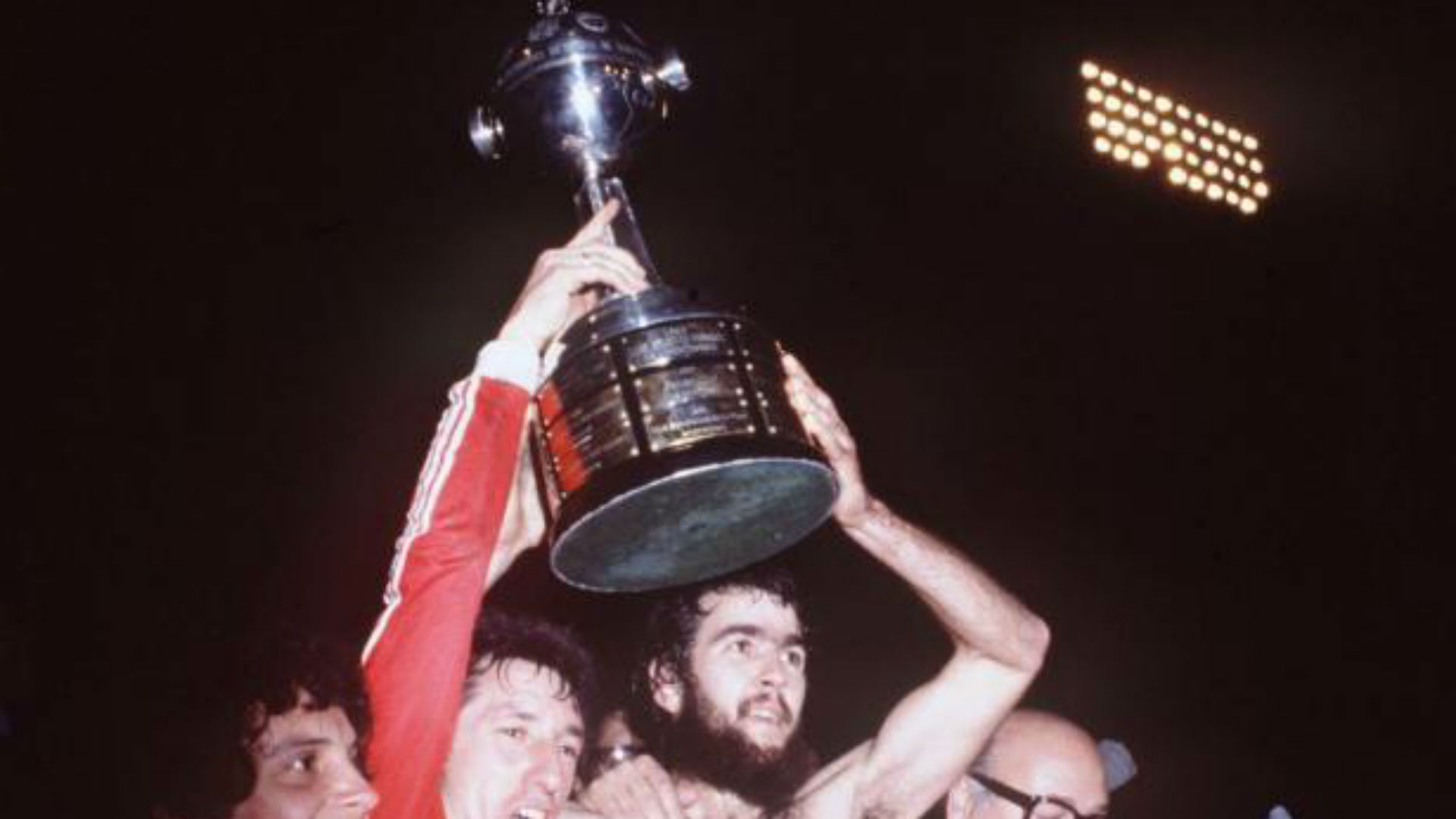 Nacional, campeón de la Copa Libertadores 1980