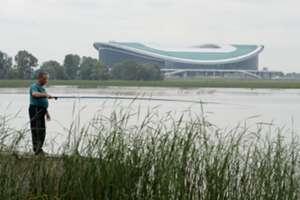 Rubin Stadium en Kazan
