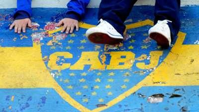 Boca Juniors Tigre Primera Division 01112015
