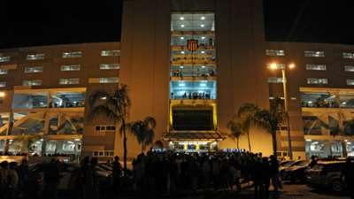 Inauguración estadio Peñarol - Montevideo - 28032016