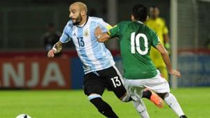 Pinola Argentina v Bolivia Eliminatorias WC Qualifying South America 2018 29032016