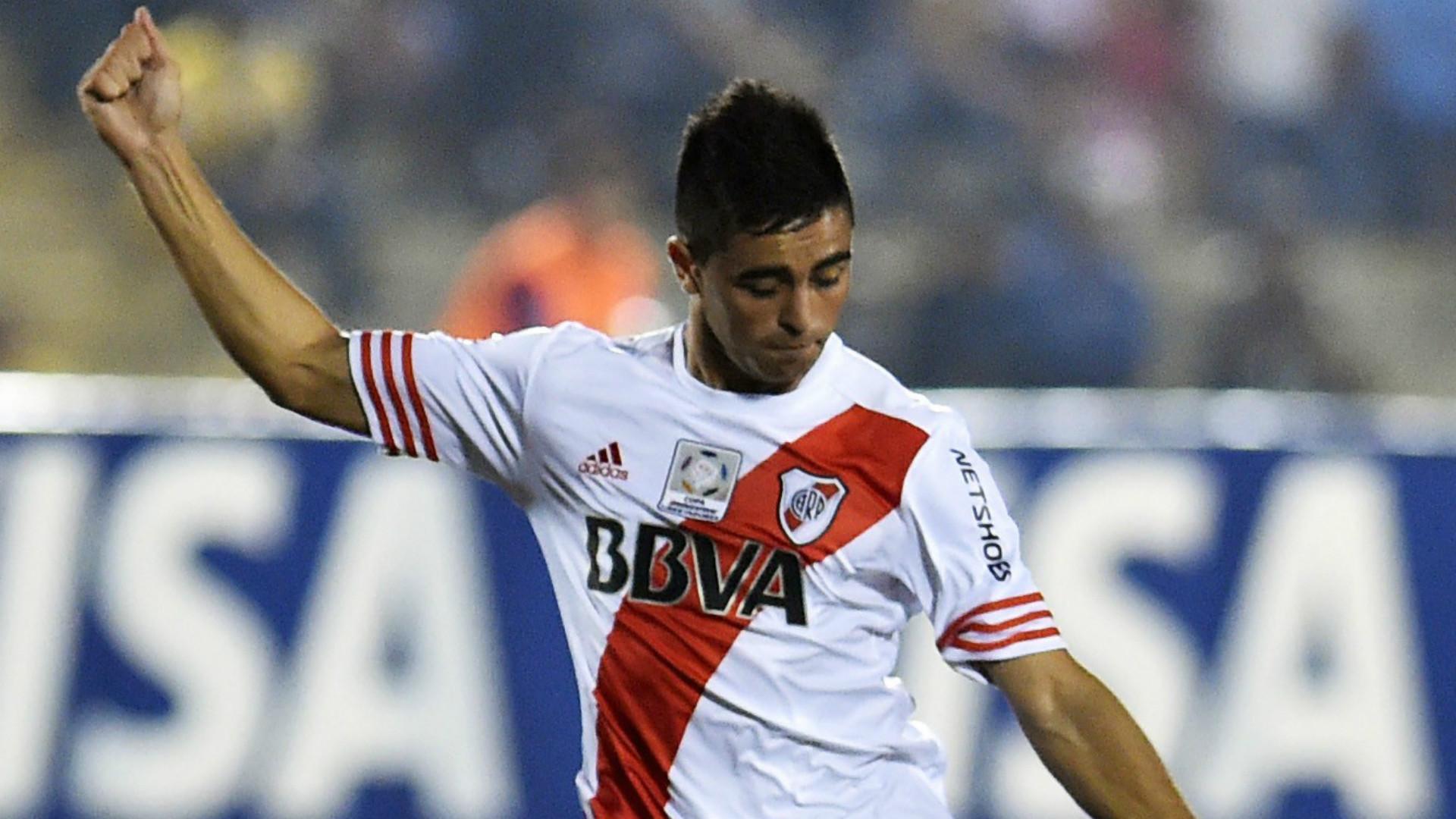 Gonzalo Martinez River Plate 10042015