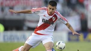 Tomas Andrade River Plate Velez Sarsfield Campeonato de Primera Division 30042016