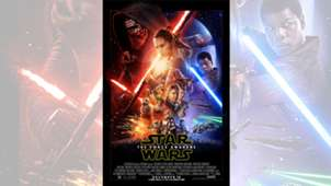 """Star Wars """"The Force Awakens"""" poster"""