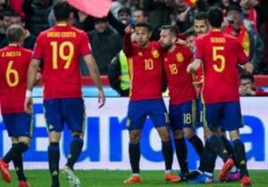 Apuestas para el Mundial de Rusia 2018: España gana a Portugal a cuota 8.0 para nuevos usuarios de Betfair