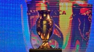 Copa America trophy 180602016