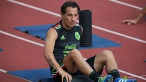 Andrés Guardado México Selección