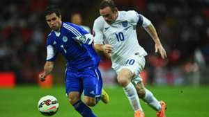 Adolfo Hirsch Wayne Rooney England San Marino Euro 2016 Qualifier 09102014