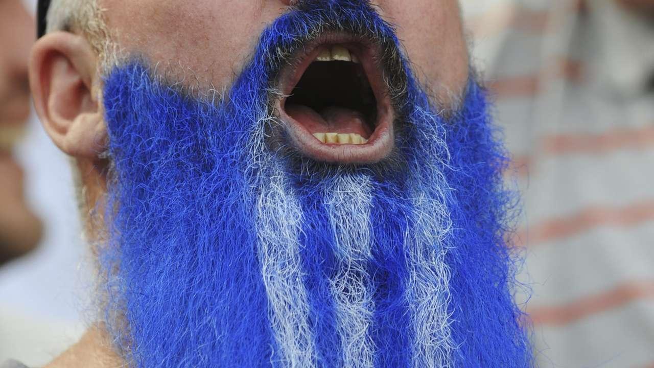 Beard football